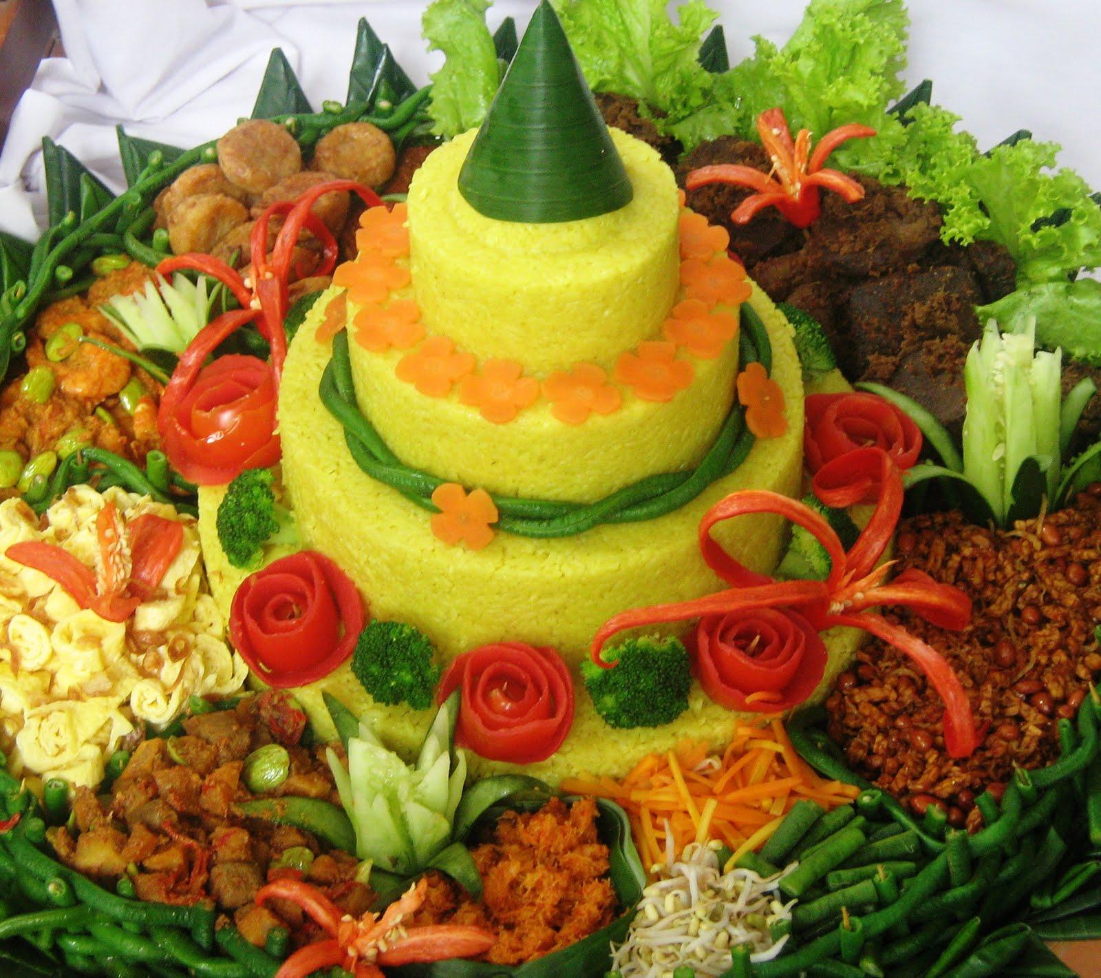 Catering Nasi Tumpeng catering semarang nasi tumpeng